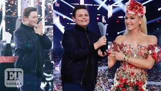Gwen Stefani & Carter Rubin React To Winning 'The Voice' S19