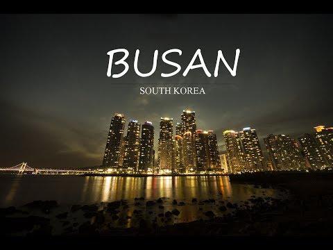 הכירו את בוסאן, אחת מהערים המושכות בדרום קוריאה