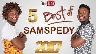 BEST FIVE(5) VIDEOS OF SAMSPEDY 2017