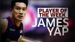 Player of the Week: James Yap | Commissioner's Cup 2017