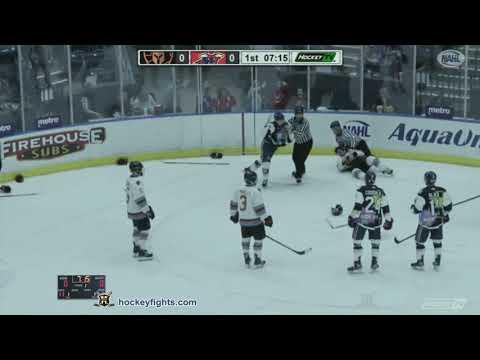 Casey Roepke vs. Adisen Brueck