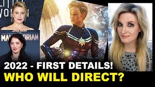 Captain Marvel 2 2022 CONFIRMED! Director?