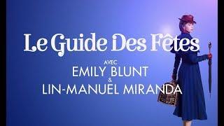 Le Retour de Mary Poppins | Featurette VOST : Le guide des fêtes | Disney BE