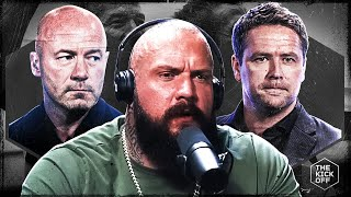 ⚽️ SUBSCRIBE to The Kick Off: http://bit.ly/TKOSUBSCRIBE  True Geordie gives his thoughts on the row between Alan Shearer and Michael Owen, after the two exchanged words on Twitter over Owen's admission in his new book that he regrets his time at Newcastle United.
