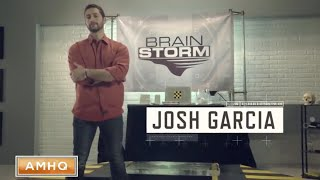 Brainstorm's Josh Garcia walks on Thin Ice! 2015