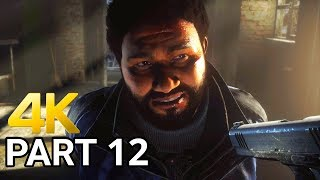 Rise of the Tomb Raider 4K Gameplay Walkthrough Part 12