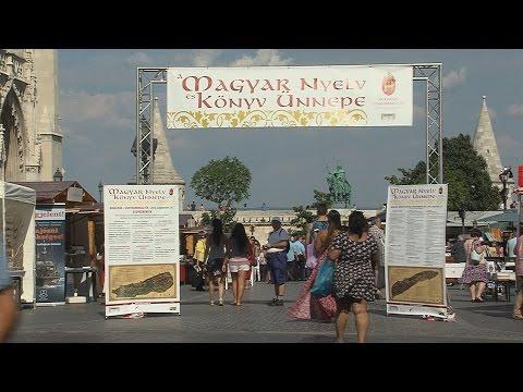 A Magyar Nyelv és a Magyar Könyv Ünnepe 2016 - szombat - video preview image