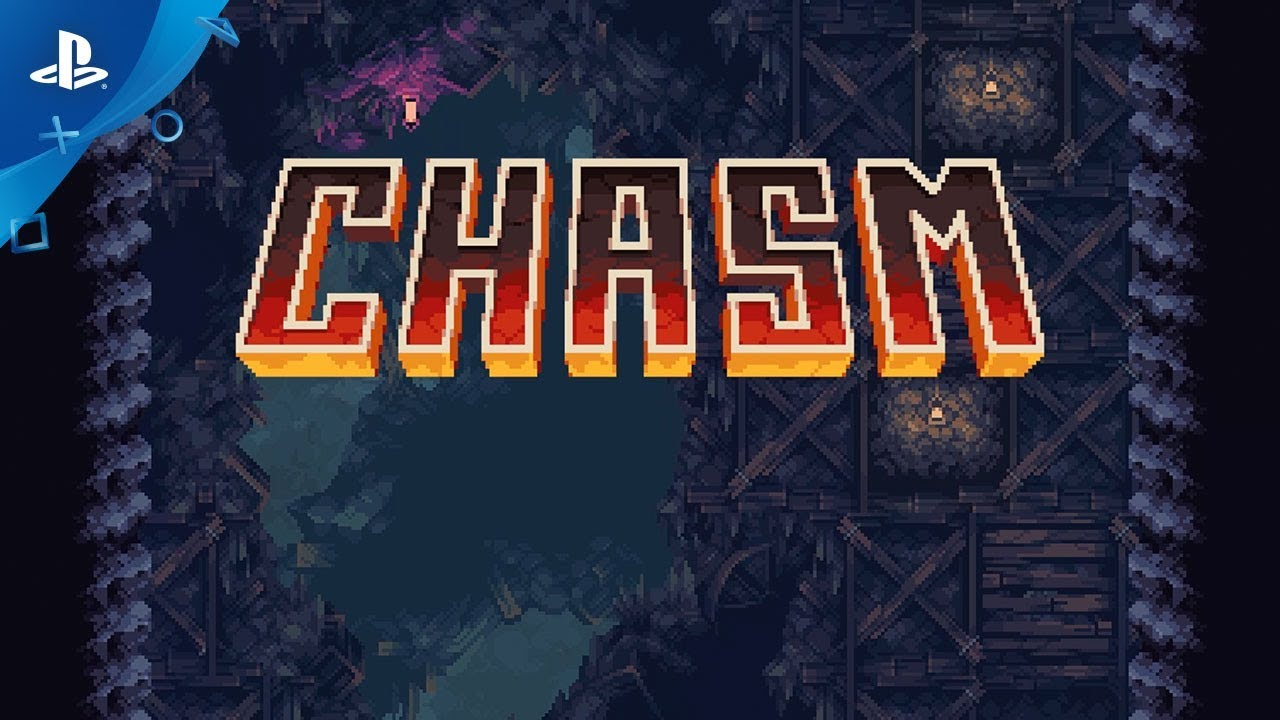 Chasm Hits PS4, PS Vita July 31