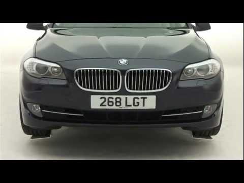 BMW 5 Series Saloon review