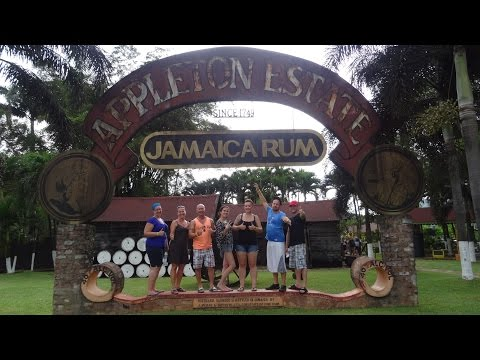 Appleton Estate Rum factory Tour, Jamaica HD