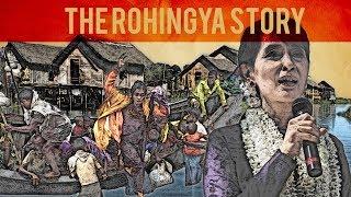 Rohingya Crisis in Myanmar Explained