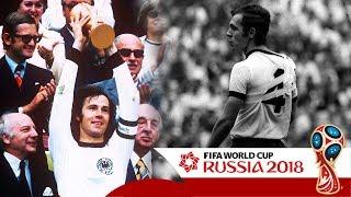 Huyền Thoại World Cup   Franz Beckenbauer