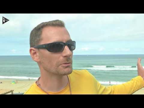 Un drone va être testé sur la plage centrale de Biscarosse à partir du 20 juillet pour aider les sauveteurs dans leurs opérations. Il va leur permettre de déposer une bouée au plus prêt des nageurs en difficulté, en gagnant un temps précieux. Source: Itele