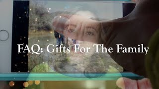 Gifts For Step Sisters, Parents & Grandparents