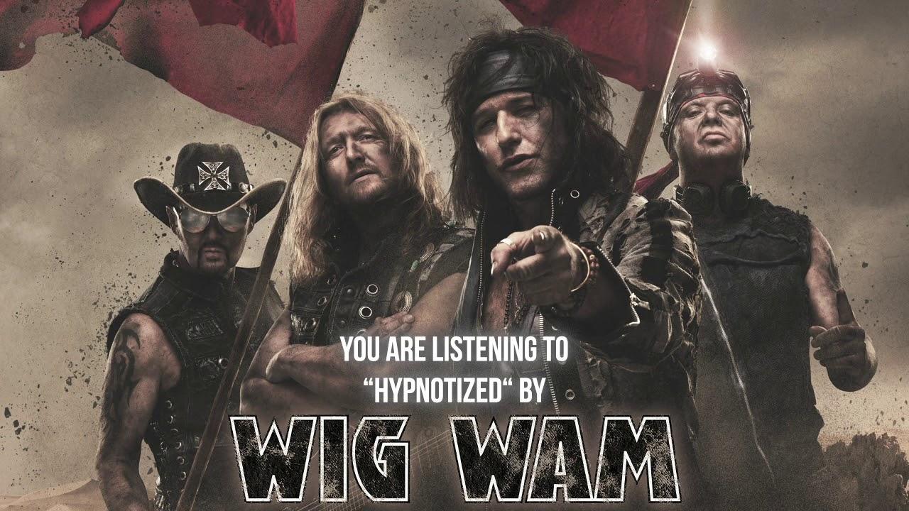WIG WAM - Hypnotized