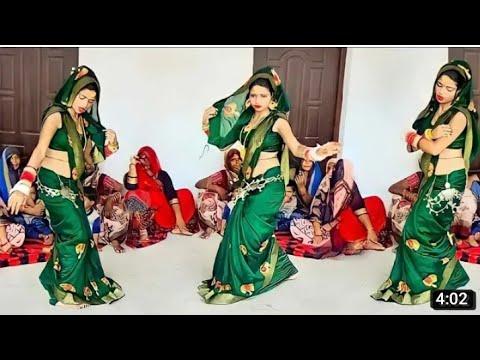 Bhole shastri ji ki ktha me super hit dans