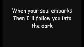 Death Cab For Cutie - I'll Follow You Into The Dark (Lyrics)