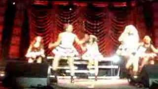 Danity Kane Bad Girl Live San Diego Front Row Center!
