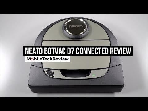 Neato Botvac D7 Connected Review
