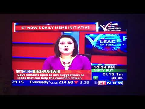 Rohit Chadda featured as Leaders of Tomorrow by Times Network
