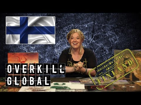 Finnish Doom Metal | Overkill Global Album Reviews