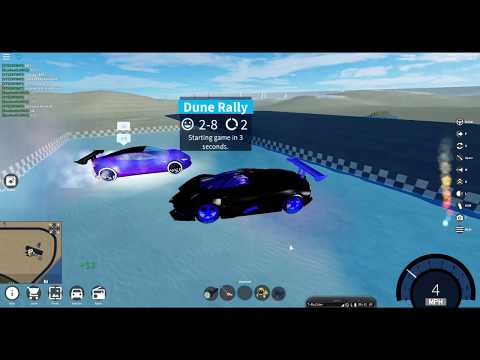 Final Test In Vehicle Simulator Tesla Roadster 2 0 Vs Lamborghini