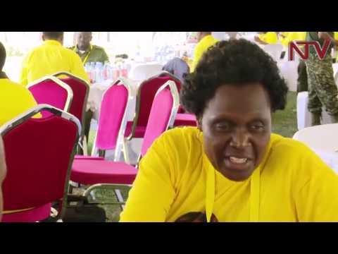 Former FDC stalwart Beatrice Anywar sings president Museveni's praises