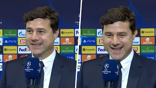 """""""He's the best player in the world."""" Pochettino beaming after PSG's 2-0 victory over Man City"""