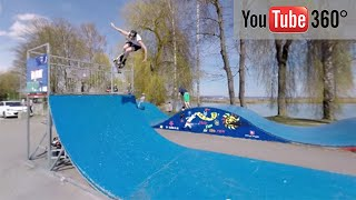 preview picture of video '360 Grad Video - Stunt Scooter in Kreuzlingen'