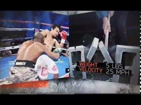 Sports Science: Pacquiao vs Bradley 3 - hand speed & angles