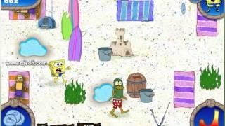 Spongebob GamePlays: Hot Sand Hustle (#5)