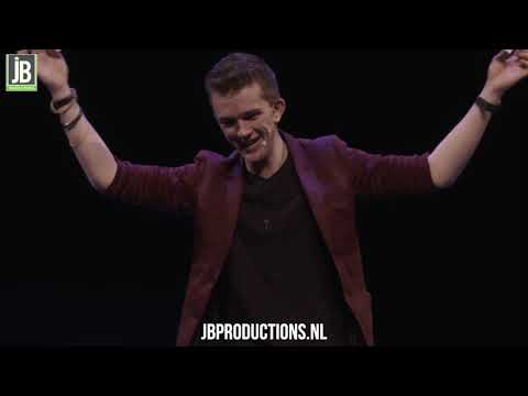 David Nathan - Magic Show boeken of Inhuren? | JB Productions