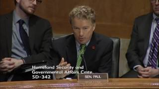 Why are We Searching 25,000 American Cell Phones?! | Rand Paul