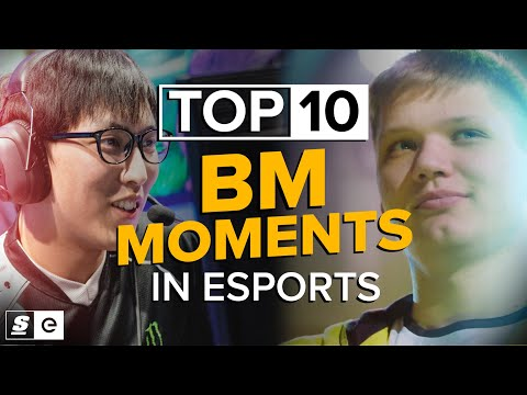The Top 10 Bad Manner Moments in Esports
