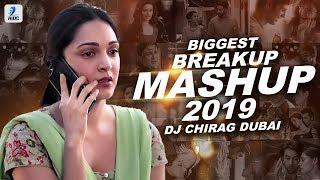 Biggest Breakup Mashup 2019   DJ Chirag Dubai   Midnight Memories   Breakup Broken Heart Mashup