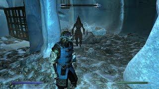 Skyrim Моды- Броня Саб-Зиро из Mortal Kombat