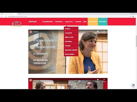Le site web d'Anuncio