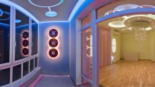 Виртуальный 3D тур по квартире. 360 градусов