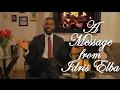 The Alternative Idris Elba Valentine's Day Message