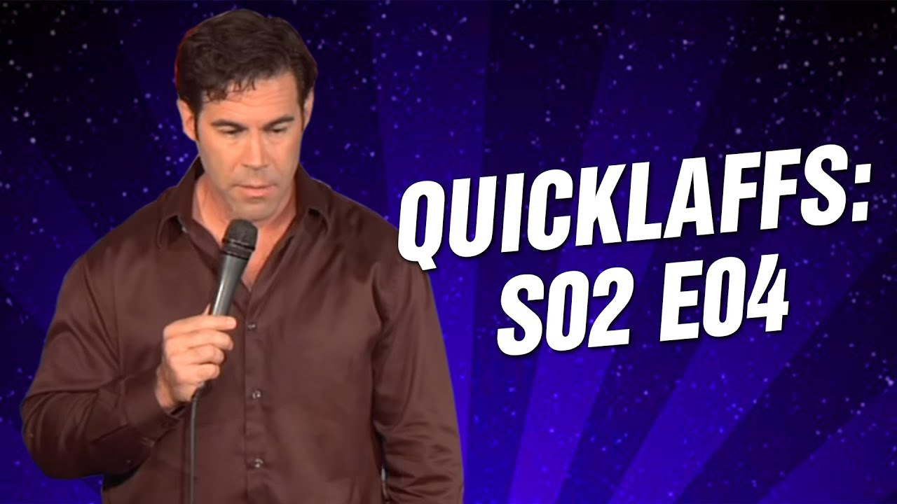 Comedy Time - QuickLaffs: Season 2 Episode 4