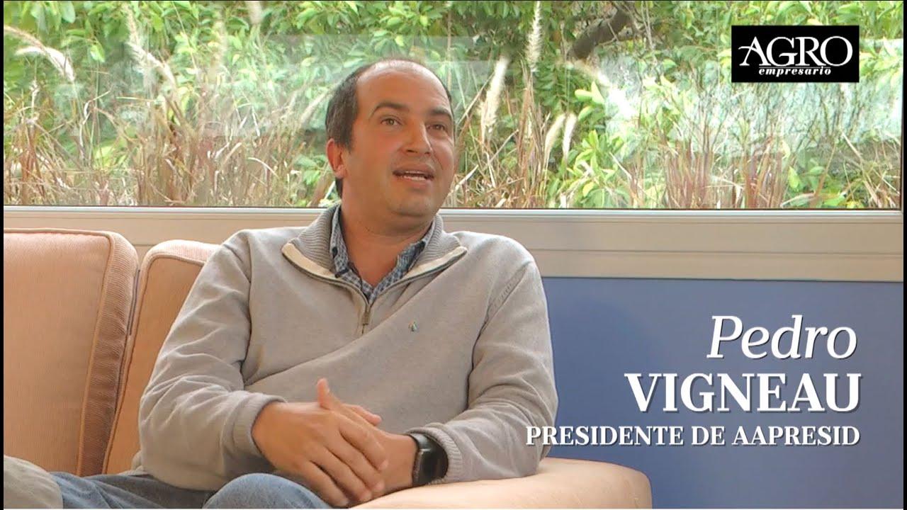 Pedro Vigneau - Quién es Quién en Comunicándonos en Diario Agroempresario