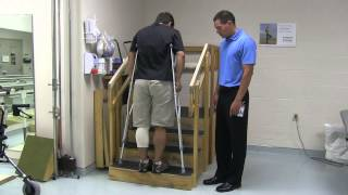 Using Crutches after Hip, Knee or Ankle Surgery