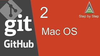 Git and GitHub Beginner Tutorial 2 - Getting started - Install Git (mac)