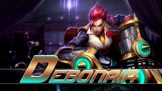 League Of Legends: Debonair Vi  Skin Spotlight
