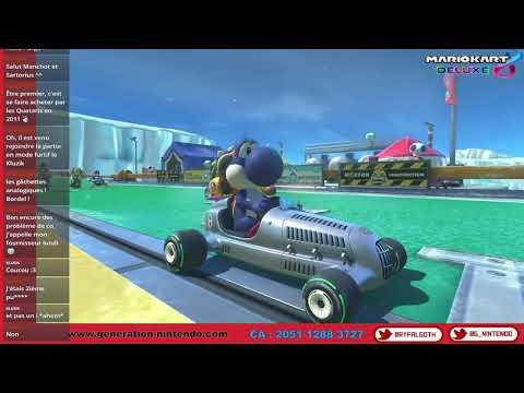 Mario Kart 8 Deluxe - Ryfalgoth sur MK8 + Smash Ultimate