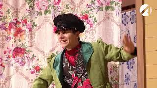 Московский режиссёр привёз в Астрахань комедию-кадриль «Старый друг лучше новых двух»