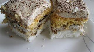 Ciasto kawowe mniej słodkie i bardziej pyszne