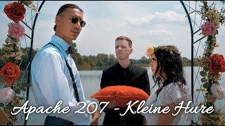 Apache 207    KLEINE HURE    Prod. Von Kostas Karagiozidis (Official 4K Video)