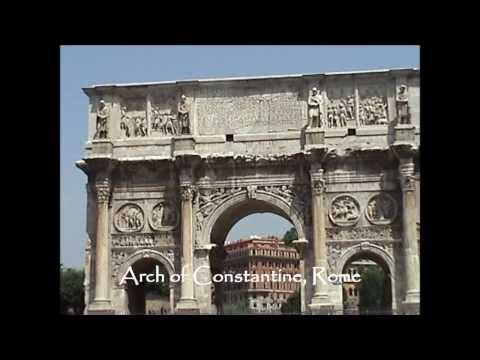 Arco di Costantino, Roma ♚ Arch of Const