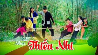 Bé Mai Vy, Bé Minh Vy ♫ Liên Khúc Nhạc Thiếu Nhi Sôi Động ♫ Nhacpro Kids - Âm Nhạc Cho Bé